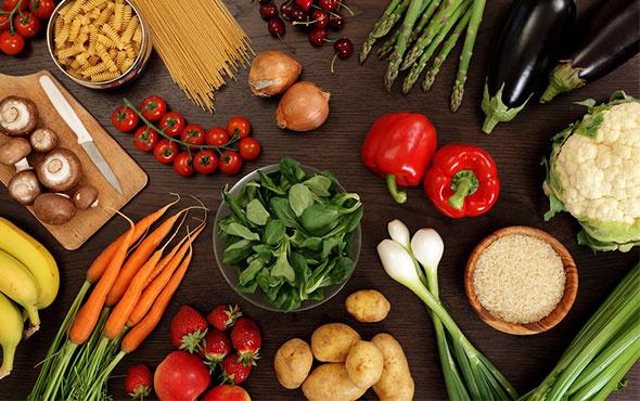 Kilo verme aşamasında sindirim sisteminin çalıştıran yiyecekler nelerdir?
