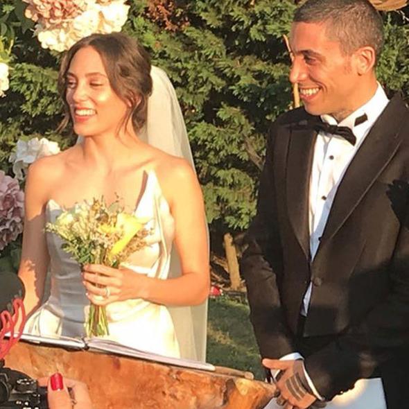 Can Bonomo ve Öykü Karayel evlendi - Sayfa 4