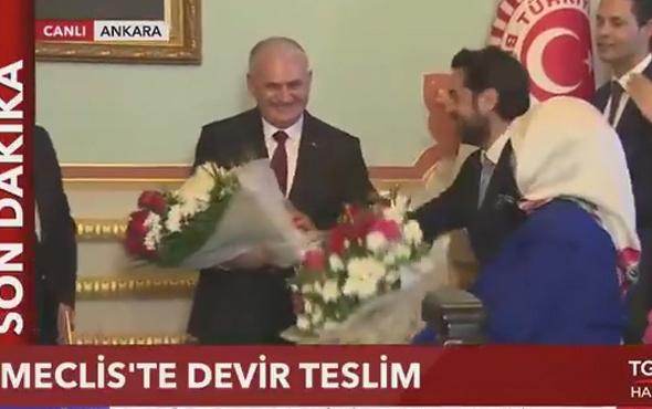 Yeni Meclis Başkanı belli oldu, devir teslim töreni yapıldı