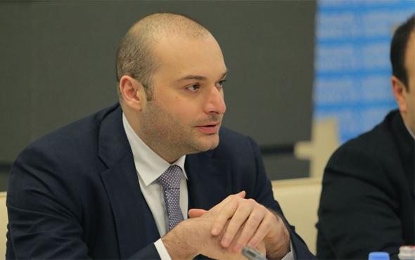 Bakhtadze yeni kabinesini açıkladı