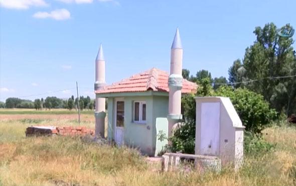 Dünyanın en küçük camisi Sivas'ta!