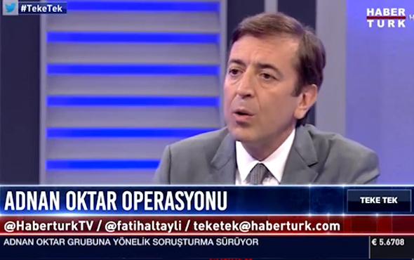 Adnan Oktar'ın grubunda yer alan Develioğlu 'Aklımızı lidere teslim ediyorsunuz'