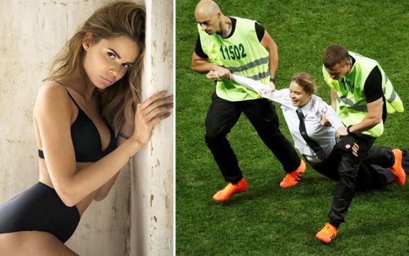 Dünya Kupası'nda sahaya daldı başı belaya girdi!