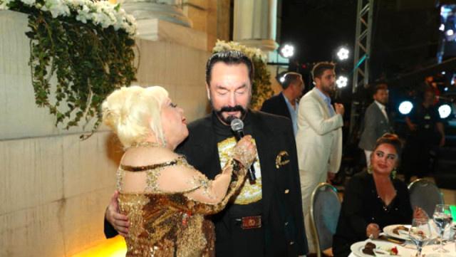Adnan Oktar'ın gecesine katılan ünlüler ilk kez konuştu!