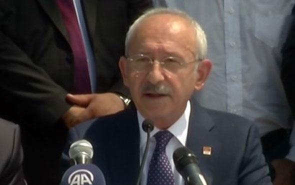 Kılıçdaroğlu'ndan tren kazası açıklaması: Uyarılar dosyada kalmış