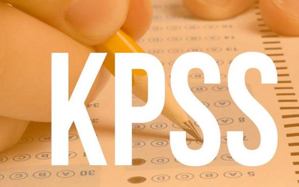 KPSS sınav yeri sorgusu ÖSYM erişime açtı-2018 KPSS sınavı ne zaman?