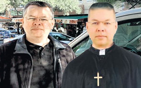 ABD'li Papaz Brunson davasında karar çıktı!