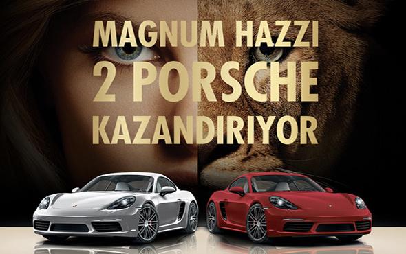 Magnum çekilişine başvurma nasıl olur Porsche çekiliş tarihi