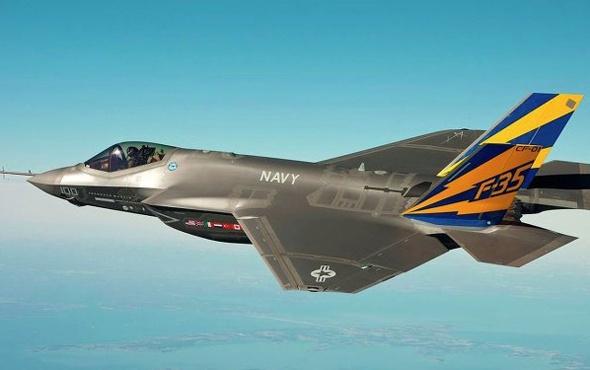 ABD'den Türkiye'ye F-35 için güzel haber