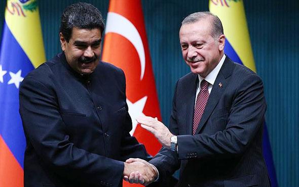 Venezüella çıkardığı altınları Türkiye'ye gönderiyor