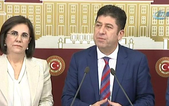 CHP'li Tüzün açıkladı! İmza sayısı kaça ulaştı?