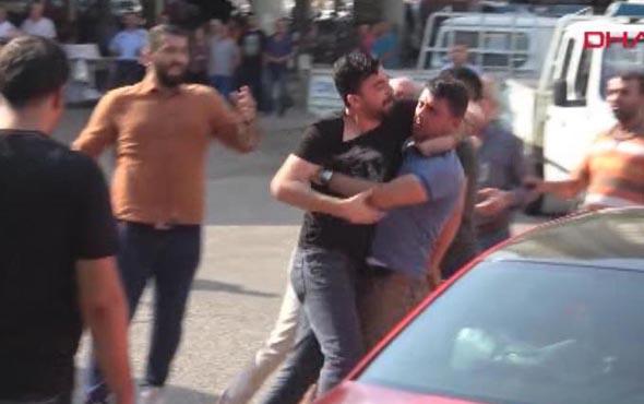 Pazarcılar arasında 'incir tezgahı' yüzünden silahlı kavga çıktı: 6 gözaltı