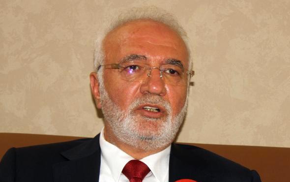 AK Partili Mustafa Elitaş'tan erken seçim açıklaması!