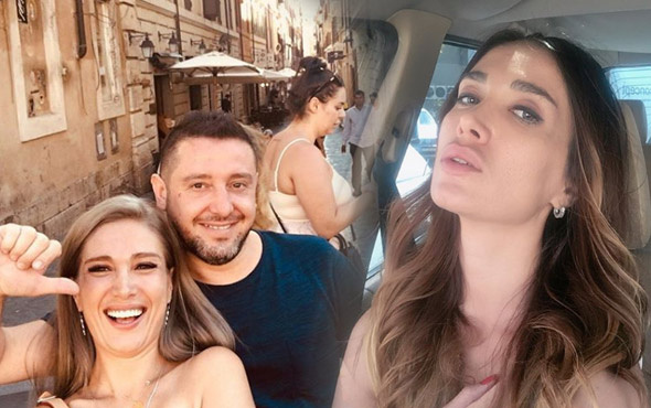 Nihat Kahveci'nin yeni eşi Fulya Sever kimdir? Nihat Kahveci ilk karısı...