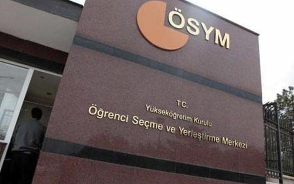 YKS sonuçları açıklanıyor ÖSYM üniversite giriş sınavı sonucu