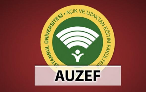 AUZEF sonuçları açıklanıyor OYS sayfası BÜT sonuçları