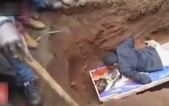 Ölüyü diriltmeye çalışan 'Sahte Peygamber' gözaltına alındı!