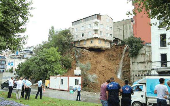 Sütlüce'de yıkılan bina ile ilgili çarpıcı gerçek ortaya çıktı! Meğer...