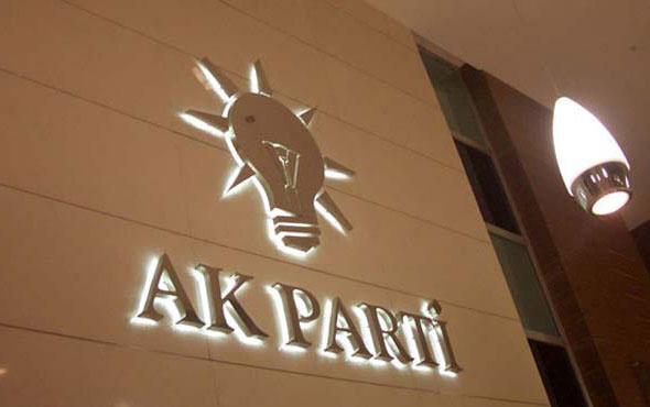 AK Parti'de 3 il başkanlığına atama