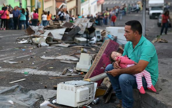 Venezuela'da enflasyon yüzde 1 milyona çıkabilir