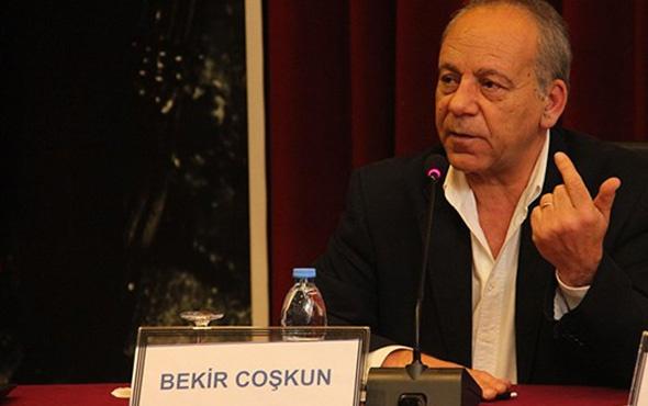Bekir Coşkun'dan Kemal Kılıçdaroğlu'na: Yüzsüz!