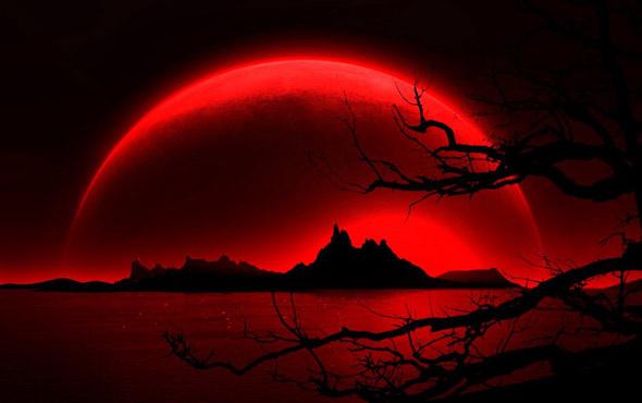 Kanlı Ay tutulması ne zaman burçlara etkisi nedir ?