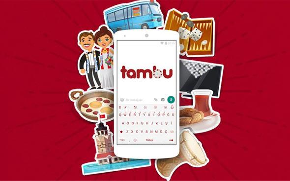 Türkiye milli klavye TAMBU'yu sevdi