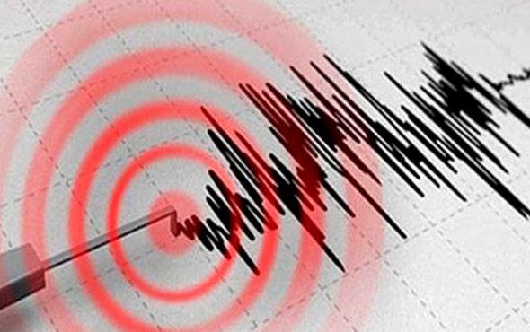 Son depremler Kandilli raporu Aydın kaç şiddetinde sallandı?