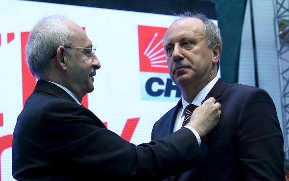 Kılıçdaroğlu'ndan olay iddia: Muharrem İnce'yi...