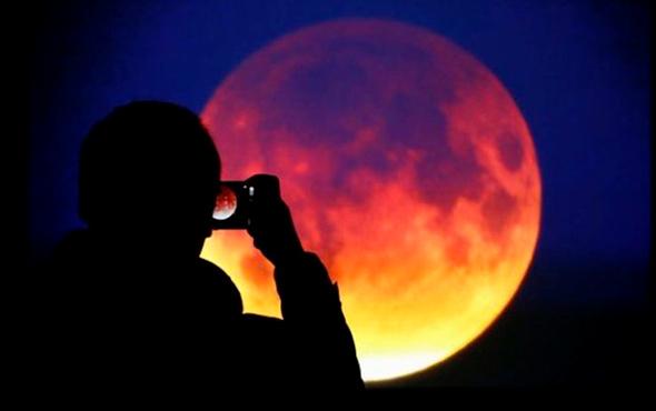 Ay tutulması felaket habercisi mi İncil'den ay tutulması kehanetleri