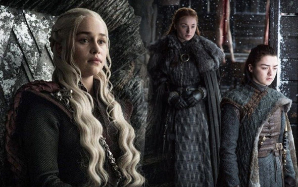 Game of Thrones son sezon ne zaman başlayacak 8.sezon için ilk açıklama!