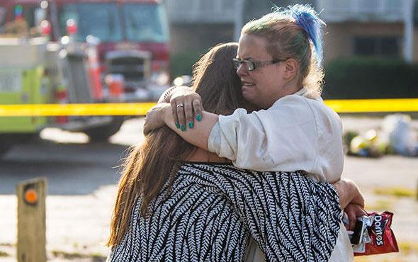 Korkunç olay! Anne ve beş çocuğu yanarak öldü