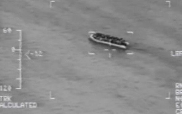 Yunanistan'a kaçak taşıyan bot battı! 3'ü bebek 6 kişi öldü 1 kişi kayıp