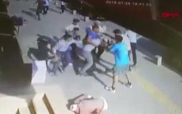 18 yaşındaki genci öldüresiye dövdüler!