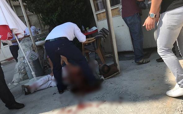 Restoranda dehşet: Ölü ve yaralılar var!