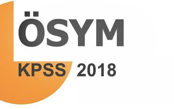 ÖSYM AİS başvuru sayfası KPSS lise başvurusu yapma ekranı -2018