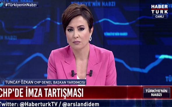 Tuncay Özkan canlı yayında çılgına döndü!