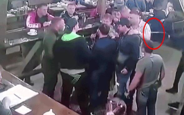 Rus mafya babasının suikaste kurban gittiği an!