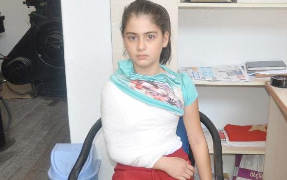 12 yaşındaki kıza 7 köpek birden saldırdı