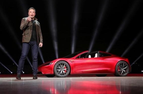 Ford'un CEO'su Elon Musk'la dalga geçti! - Sayfa 1