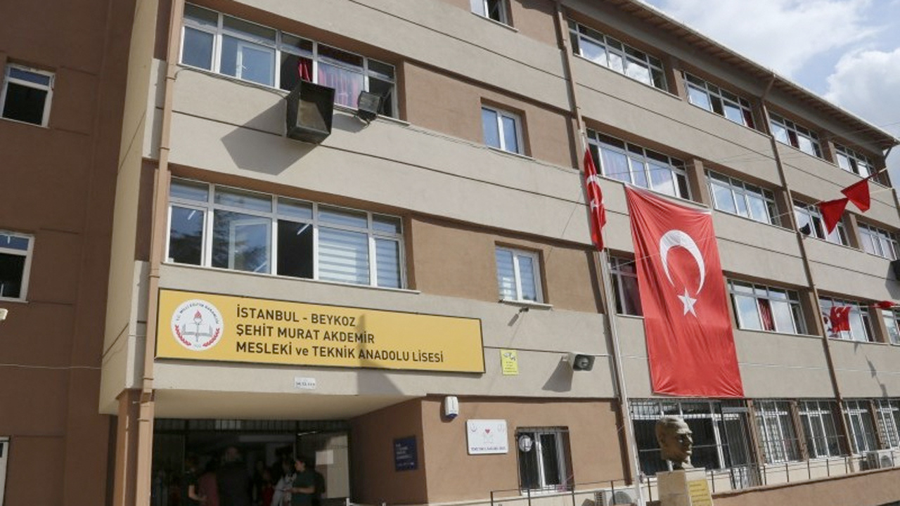 İstanbul lise yüzdelik dilimleri Üsküdar - Kadıköy okulları tüm ilçeler
