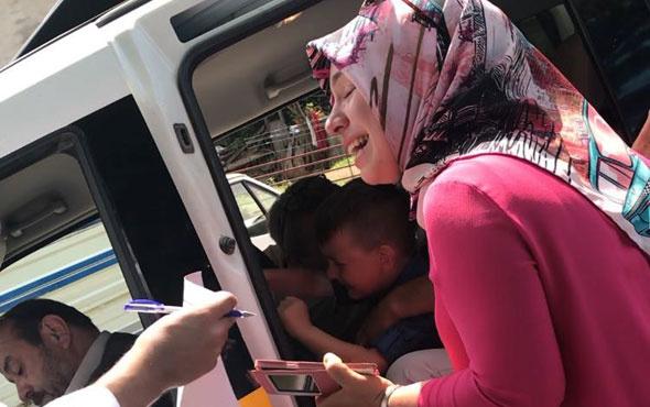 Haczedilen çocukların feryatları yürek dağladı!