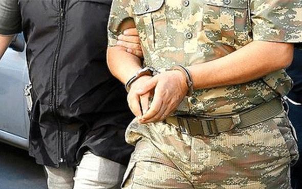 Alay komutanı FETÖ'den gözaltına alındı