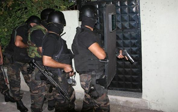 Türkiye genelinde huzur operasyonu