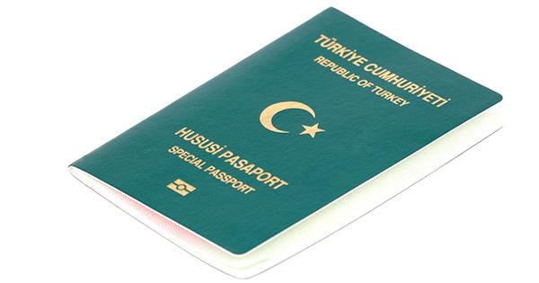 Yeşil pasaport sahiplerine vize ayarı- kaç avro ödeyecekler