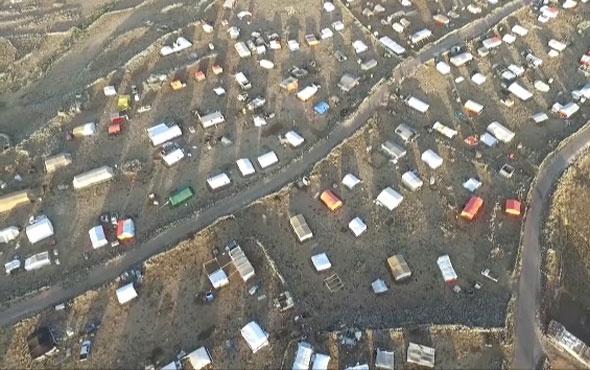 Suriye'den göç dalgası! Sayı 350 bini buldu