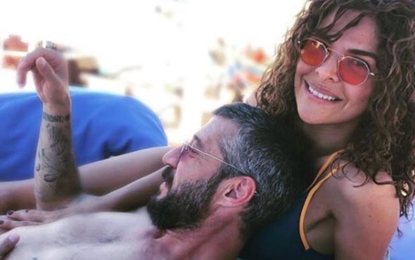 Tümer Metin sevgilisi Gamze Topuz'la hat-trick yaptı!