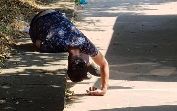 Bir anda fenalaştı yere yığıldı! Beşiktaş'ta feci ölüm