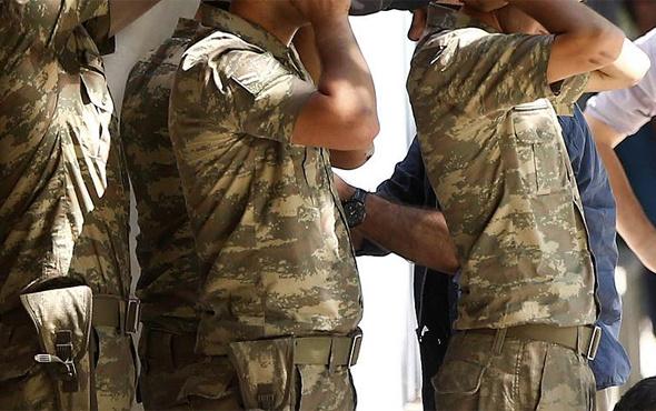 FETÖ'den aranan 165 asker yakalandı