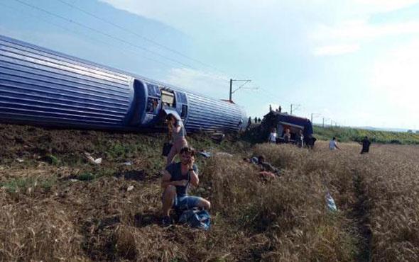 Tren kazasıyla ilgili flaş gelişme! Ölü sayısı arttı...